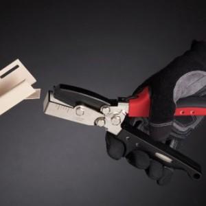 Высечные ножницы для J-планки, 15.9 мм