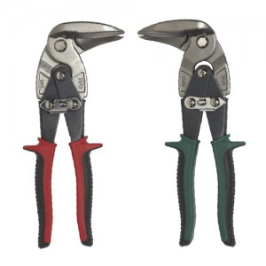 MC-9. Комплект вертикальных ножниц по металлу MALCO, тип 2