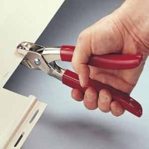 Инструмент для монтажа винилового сайдинга