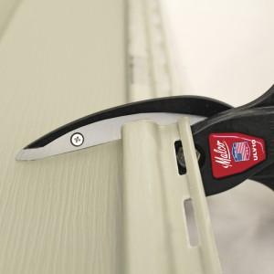 Ультралегкие ножницы для резки винилового сайдинга