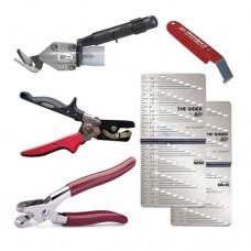 MC-2. Комплект инструмента для работ с виниловым сайдингом, тип 2
