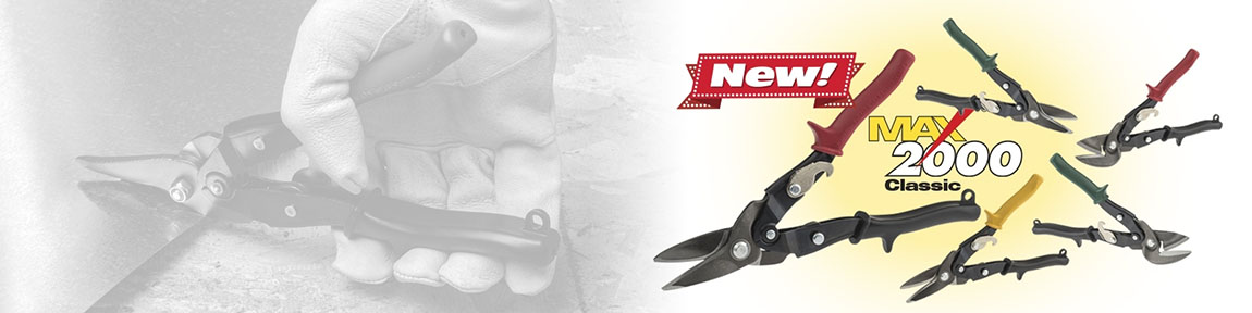 Ножницы по металлу премиального класса MALCO